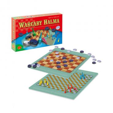 WARCABY - HALMA ALEXANDER