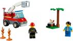PŁONĄCY GRILL LEGO CITY 60212