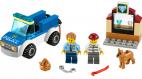 ODDZIAŁ POLICYJNY Z PSEM LEGO CITY 60241