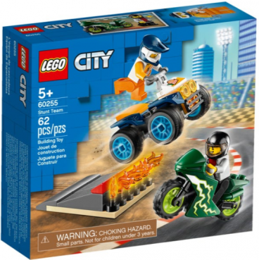 EKIPA KASKADERÓW LEGO CITY 60255