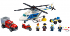 POŚCIG HELIKOPTEREM POLICYJNYM LEGO CITY 60243