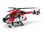 HALIKOPTER RATUNKOWY LEGO TECHNIC 42092