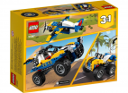 LEKKI POJAZD TERENOWY 3w1 LEGO CREATOR 31087