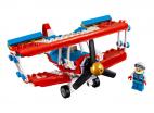 SAMOLOT KASKADERSKI 3w1 LEGO CREATOR 31076