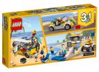 VAN SURFERÓW 3w1 LEGO CREATOR 31079