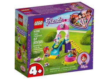 PLAC ZABAW DLA PSÓW LEGO FRIENDS 41396
