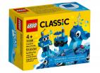 NIEBIESKIE KLOCKI KREATYWNE LEGO CLASSIC 11006