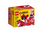 CZERWONY ZESTAW KREATYWNY LEGO CLASSIC 10707