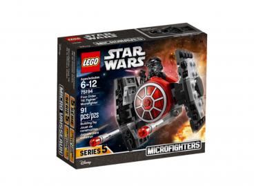 MYŚLIWIEC TIE NAJWYŻSZEGO PORZĄDKU LEGO STAR WARS 75194