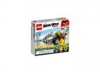 UCIECZKA SAMOCHODEM ŚWINEK LEGO THE ANGRY BIRDS MOVIE 75821