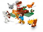 PRZYGODA W TAJDZE LEGO MINECRAFT 21162