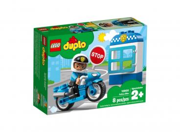 MOTOCYKL POLICYJNY LEGO DUPLO 10900