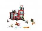 REMIZA STRAŻACKA LEGO CITY 60215