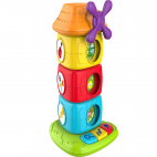 PIRAMIDKA WIATRAK SMILY PLAY S16515