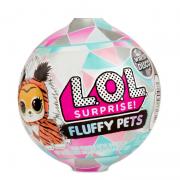 L.O.L SURPRISE FLUFFY PETS WINTER DISCO