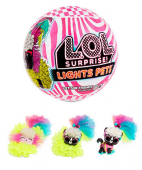 L.O.L SURPRISE LIGHTS PETS