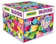 KLOCKI BLOCKS 102 ELEMENTY CREATE&PLAY WADER 41293