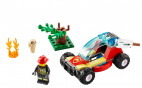 POŻAR LASU LEGO CITY 60247