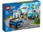 STACJA BENZYNOWA LEGO CITY 60257