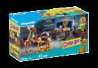 SCOOBY-DOO!  Kolacja z Kudłatym PLAYMOBIL 70363