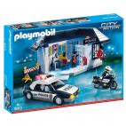 POLICJA Z WIĘZIENIEM PLAYMOBIL 5013