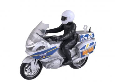 FLOTA MIEJSKA MOTOCYKL POLICYJNY DUMEL DISCOVERY 71181