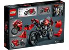 MOTOR DUCATI PANIGALE V4 R LEGO TECHNIC 42107