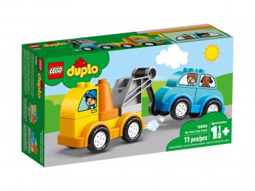 MÓJ PIERWSZY HOLOWNIK LEGO DUPLO 10883