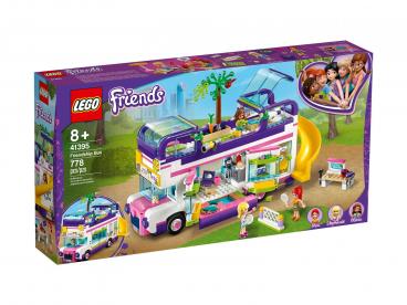 AUTOBUS PRZYJAŹNI LEGO FRIENDS 41395
