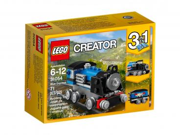 NIEBIESKI EKSPRES 3W1 LEGO CREATOR 31054
