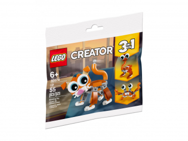 KOT LEGO CREATOR 3W1 30574