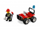 STRAŻACKI QUAD LEGO CITY 30361