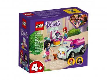 SAMOCHÓD DO PIELĘGNACJI KOTÓW LEGO FRIENDS 41439