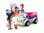 SAMOCHÓD DO PIELĘGNACJI KOTÓW LEGO FRENDS 41439