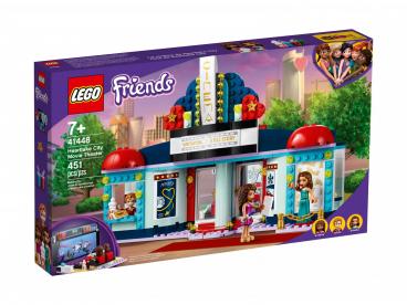 KINO W HEARTLAKE CITY LEGO FRIENDS 41448
