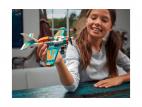 SAMOLOT WYŚCIGOWY LEGO TECHNIC 42117