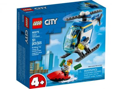 HELIKOPTER POLICYJNY LEGO CITY 60275