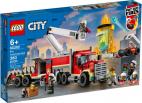 STRAŻACKA JEDNOSTKA DOWODZENIA LEGO CITY 60282