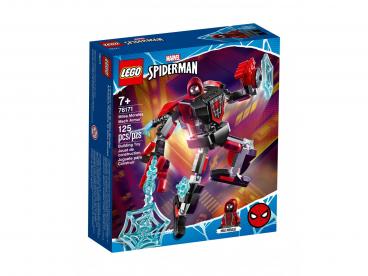 OPANCERZONY MECH MILESA MORALESA LEGO MARVEL SUPER HEROES 76171
