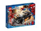 SPIDER-MAN I UPIORNY JEŹDZIEC KONTRA CARNAGE LEGO MARVEL SUPER HEROES 76172
