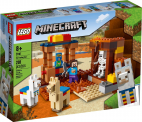 PUNKT HANDLOWY LEGO MINECRAFT 21167