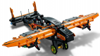 PODUSZKOWIEC RATOWNICZY LEGO TECHNIC 42120