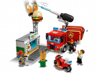 NA RATUNEK W PŁONĄCYM BARZE LEGO CITY 60214
