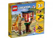 DOMEK NA DRZEWIE NA SAFARI 3W1 LEGO CREATOR 31116