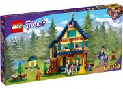 LEŚNE CENTRUM JEŹDZIECKIE LEGO FRIENDS 41683