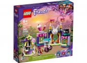 MAGICZNE STOISKO W WESOŁYM MIASTECZKU LEGO FRIENDS 41687
