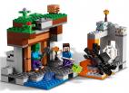 OPUSZCZONA KOPALNIA LEGO MINECRAFT 21166