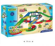 KID CARS- MIASTECZKO 6,3M WADER 51791