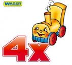KID CARS- STACJA PRZESIADKOWA 5M WADER 51792