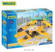 KID CARS 3D- BAZA LOTNICZA 3,8M WADER 53350